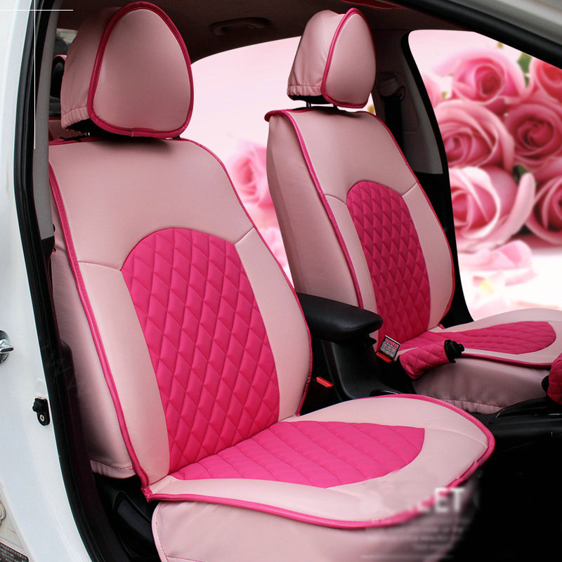 Car Seat Cover Sets For Women With Floor Mats
