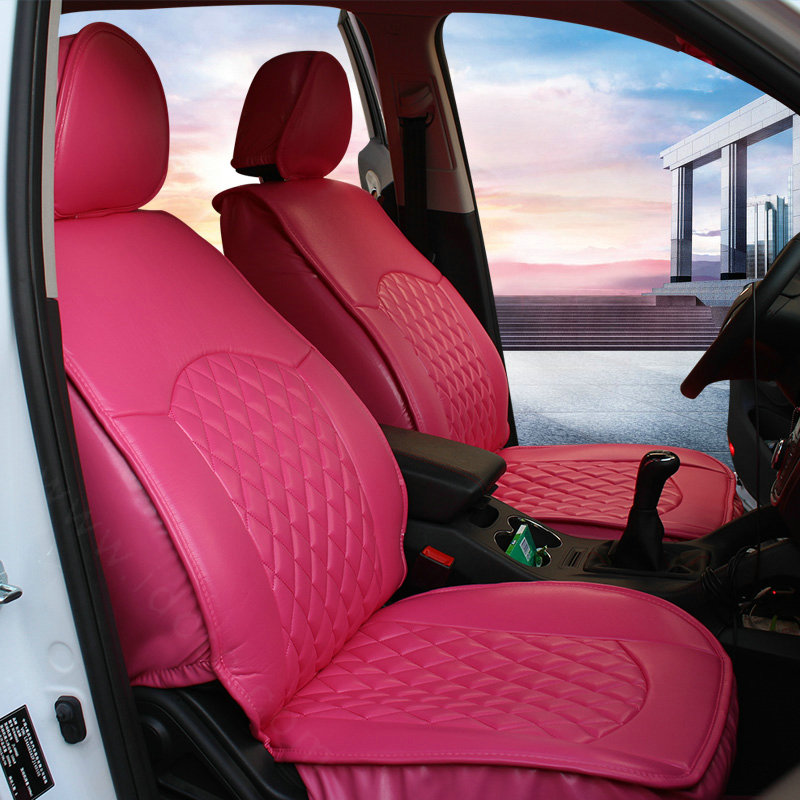 Buy Wholesale Automotive Seat Covers For Women PU Leather