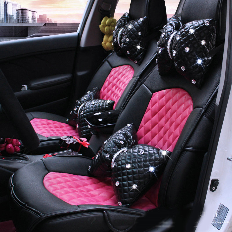 Buy Wholesale Automotive Seat Covers For Women Quality PU