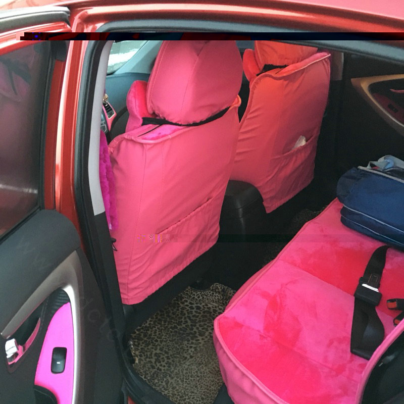 Buy Wholesale Soft Plush Car Seat Covers For Women