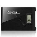 Original Pineng Mobile Power Backup Battery Charger 10000mAh for iPhone 7S - Black