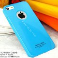 Imak ice cream hard cases covers for iPhone 8 Plus - Blue