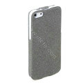 ROCK Eternal Series Flip leather Cases Holster Covers for iPhone 8 Plus - Grey