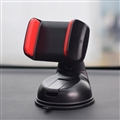 Auto Phone Holder Magnetic Air Vent Mount Mobile Stand Magnet Support Cell GPS - Red