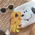 Duck Matte Silica Gel Shell TPU Shield Back Soft Cases Skin Covers for Samsung Galaxy Note9 - Yellow