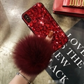Luxury Bling Case Protective Shell Cover for Samsung Galaxy S10 Plus S10+ -Red
