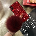 Luxury Bling Case Protective Shell Cover for Samsung Galaxy S10 -Red