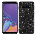 Luxury Case Protective Soft Cover for Samsung Galaxy S10 Plus S10+ - Black