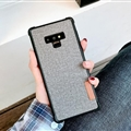 Matte Cases Woven Simplicity Hard Covers for Samsung Galaxy S8 Plus S8+ - Grey