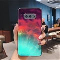 Starry Sky Silica Gel Shell TPU Shield Back Soft Cases Skin Covers for Samsung Galaxy S10 Lite S10E - Sky 02