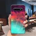 Starry Sky Silica Gel Shell TPU Shield Back Soft Cases Skin Covers for Samsung Galaxy S10 - Sky 02
