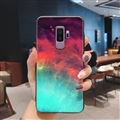 Starry Sky Silica Gel Shell TPU Shield Back Soft Cases Skin Covers for Samsung Galaxy S9 Plus S9+ - Sky 02