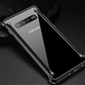 Ultrathin Cases Metal Cover Bumper Frame Protective Shell for Samsung Galaxy S10 Lite S10E - Black