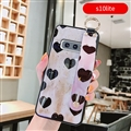 Ultrathin Matte Silica Gel Shell TPU Shield Back Soft Cases Skin Covers for Samsung Galaxy S10 Lite S10E - White